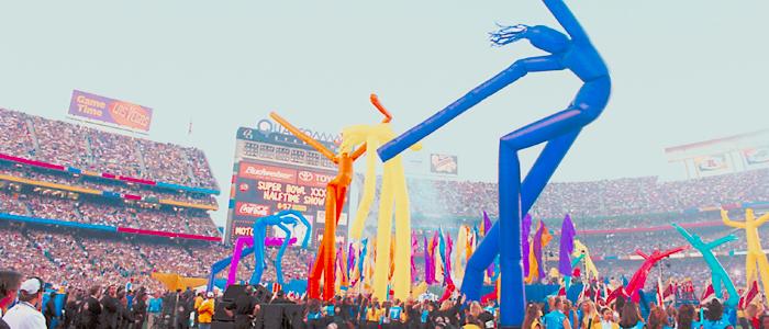 Air Dancing Inflatables